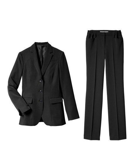 タテヨコストレッチスーツ(ジャケット+パンツ) 【大きいサイ...