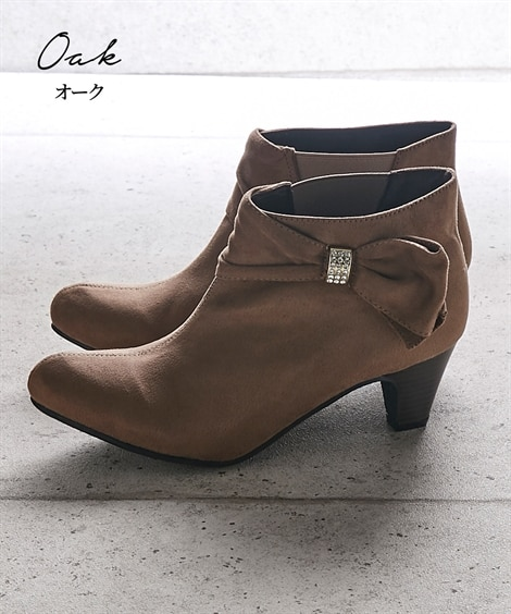 リボンブーティ ブーツ・ブーティ, Boots, 短靴
