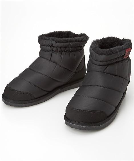 キルティングショートブーツ(防水仕様) ブーツ・ブーティ, ...