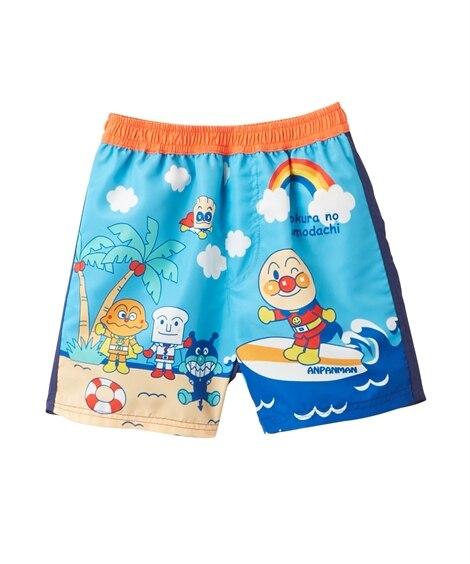 【アンパンマン】サーフパンツ水着(男の子 子供服。ベビー服)...