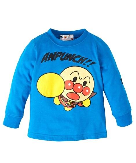 【アンパンマン】長袖Tシャツ(男の子 女の子 ベビー服 子供服) (Tシャツ・カットソー)Kids' T-shirts, T恤