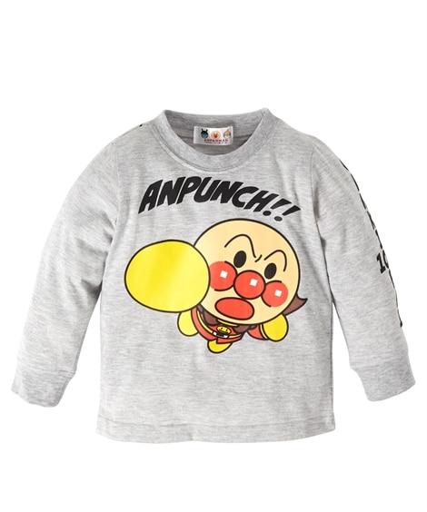 【アンパンマン】長袖Tシャツ(男の子 女の子 ベビー服 子供...