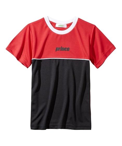 【prince(プリンス)】ドライメッシュ半袖Tシャツ(男の子 女の子 子供服 ジュニア服) キッズジャージ, Kid's Sportswear