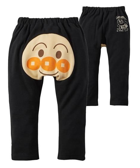 【アンパンマン】綿混でよくのびる おしりがかわいい。ロング丈パンツ(男の子。女の子 子供服。ベビー服) ロンパース・カバーオール, Rompers