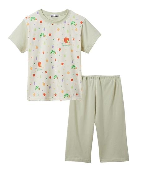 【はらぺこあおむし おさるのジョージ】半袖パジャマ(男の子 女の子 子供服) キッズパジャマ, Kids' Pajamas