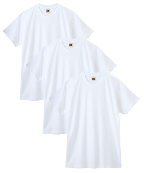 GT-HAWKINS 綿100%半袖Tシャツ 3枚組 ジーテ...
