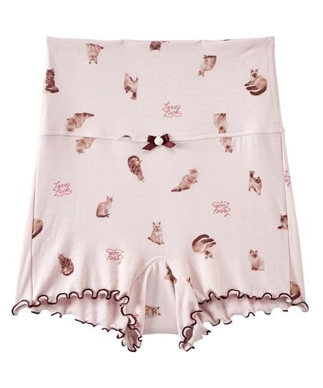Tucheスマートライフスタイル NIGHT ハラマキ付きセットショーツ(LL) ショーツ(パンツ)Panties