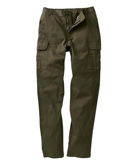 ストレッチカラーカーゴパンツ(レギュラーフィット) カーゴパンツ, Pants