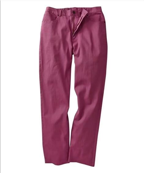 ストレッチ5ポケットカラーパンツ(レギュラーフィット) チノパンツ・カジュアルパンツ, Pants