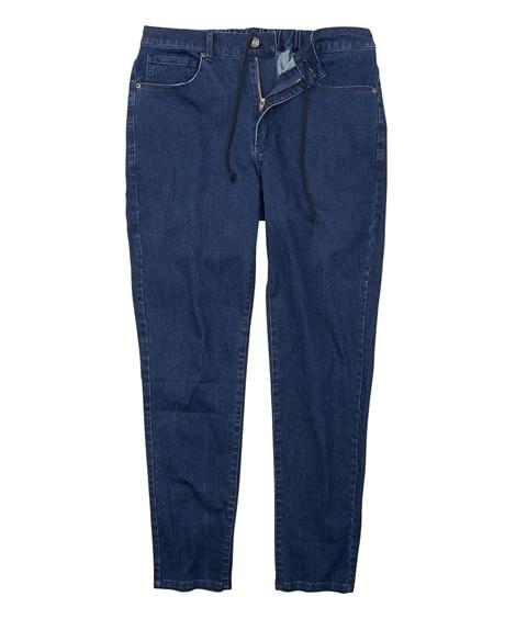 ストレッチ素材5ポケットデニムパンツ(レギュラーフィット) ストレートジーンズ(デニム) Jeans