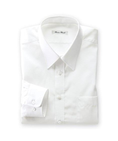 抗菌防臭。形態安定長袖ワイシャツ(レギュラーカラ―)(標準シ...