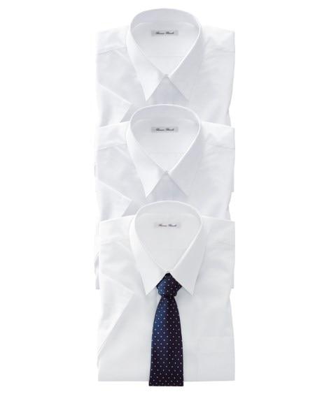 <ニッセン>  形態安定長袖ワイシャツ5枚組(ドゥエボタンダウン)(標準シルエット) メンズワイシャツ・カッターシャツ 価格:5929円商品 10