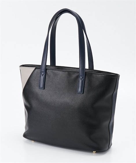 PC収納可能な切替デザイントートバッグ(A4対応) トートバッグ・手提げバッグ, Bags