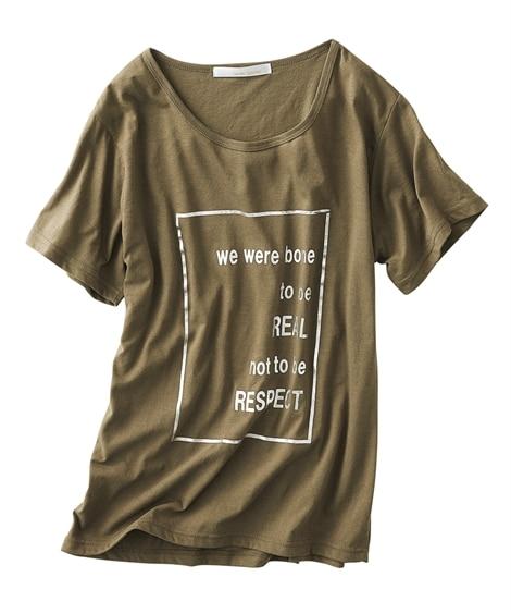 プリントTシャツ (Tシャツ・カットソー)(レディース)T-...