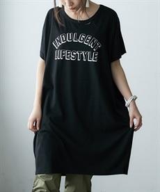 <ニッセン> プリントTシャツ (Tシャツ・カットソー)(レディース)T-shirts 15