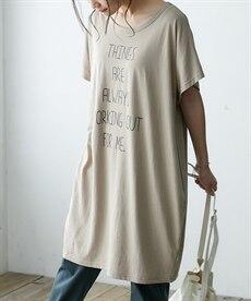 <ニッセン> プリントTシャツ (Tシャツ・カットソー)(レディース)T-shirts 14
