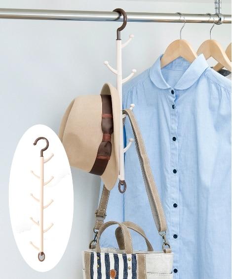 連結ツリーハンガー 衣類ハンガー