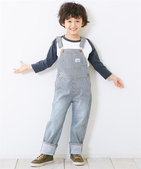 【Buddy Lee】デニムオーバーオール(男の子 女の子 ...
