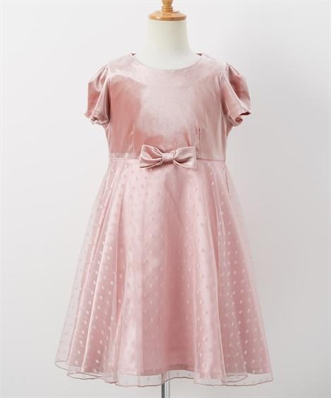 フォーマルワンピース(女の子 子供服) キッズフォーマル...