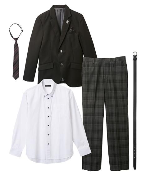 【ヒロミチナカノ】フォーマルスーツ3点セット(男の子 子供服...