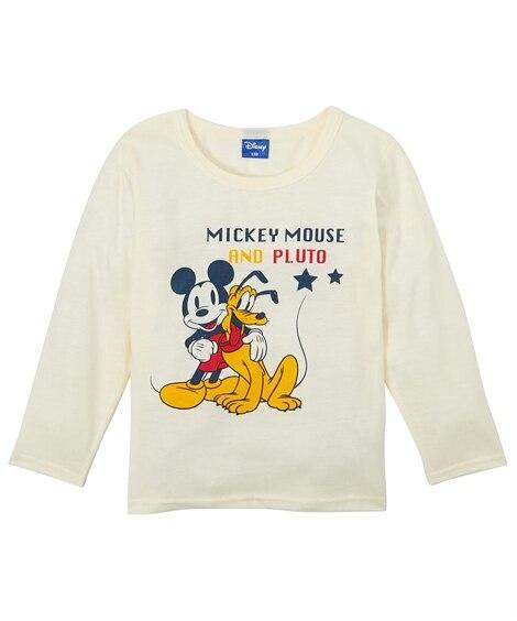 【ディズニー】長袖Tシャツ(男の子 女の子 ベビー服 子供服) (Tシャツ・カットソー)Kids' T-shirts