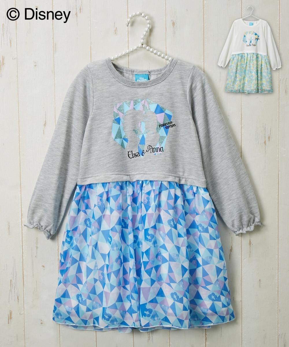 アナと雪の女王】ドッキングワンピース(女の子 ベビー服 子供服 ...
