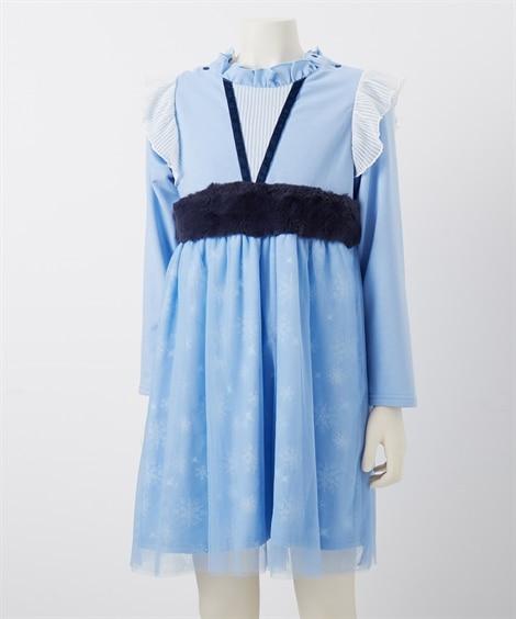 【ディズニー】プリンセスドレス(女の子 子供服) ワンピース, Kids' Dress