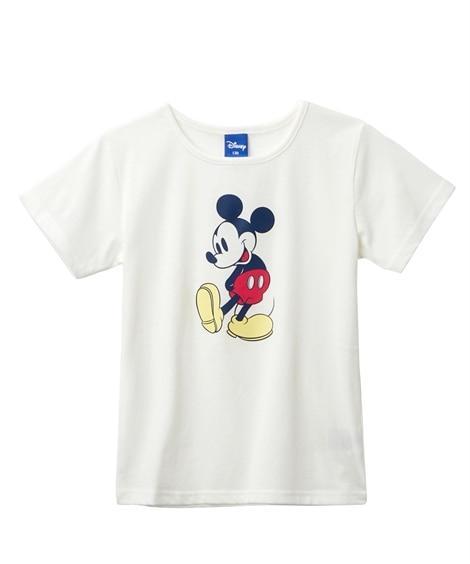 【ディズニー】半袖Tシャツ(男の子 女の子 ベビー服 子供服) (Tシャツ・カットソー)Kids' T-shirts