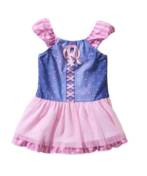 【ディズニー】ワンピース水着(女の子 水着) ファッション水着(遊泳用水着) Kid's Swimsuit
