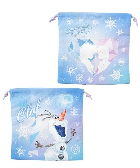 【ディズニー】サイズが選べる巾着 女の子 入園入学準備 ポーチ・巾着・移動ポケット