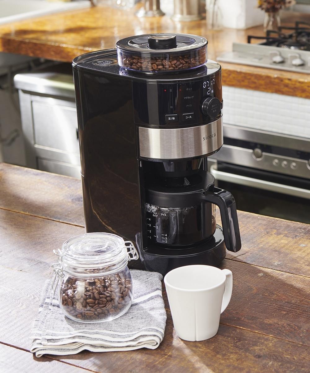 コーヒー メーカー シロカ