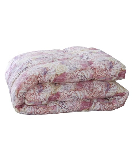 <ニッセン> 【日本製】綿100%側生地。吸汗速乾。抗菌防臭。防ダニ 掛布団 掛け布団 価格:6469円商品画像