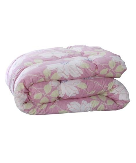 【日本製】綿100%側生地。吸汗速乾。抗菌防臭。防ダニ 掛布団 掛け布団の写真