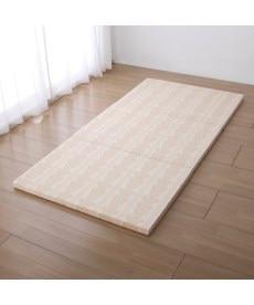 高密度。高硬度マットレス(厚み4cm) 折りたたみマットレス・ベッドマット・布団マットの商品画像