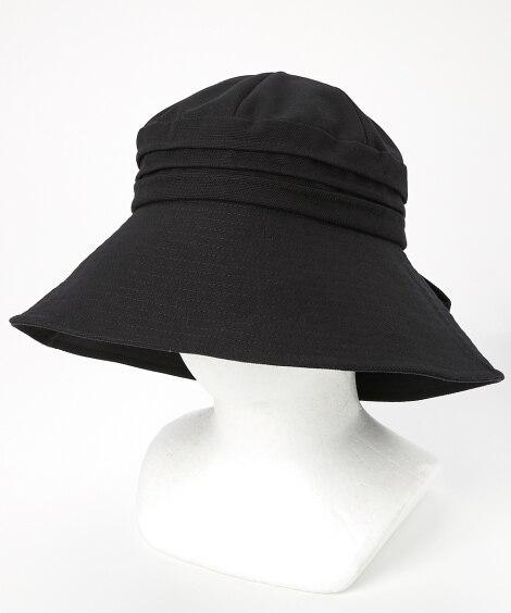 UVつば広キャペリン(選べる2サイズ) 帽子(キャップ)