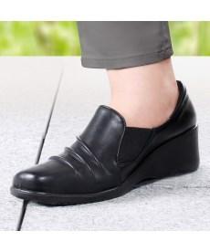 <ニッセン>5Eシャーリングエレガンス らくらく 靴(シューズ)画像