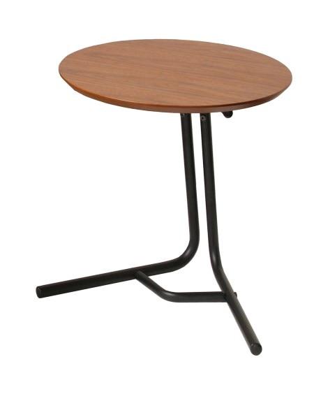 ビンテージ調 サイドテーブル サイドテーブルの写真