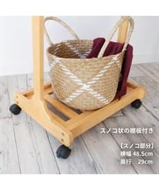 <ニッセン>フィッツシリーズ クローゼット用(2個セット) 衣装ケース・プラスチックチェスト 12