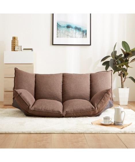 マルチリクライニングソファー ソファーの写真