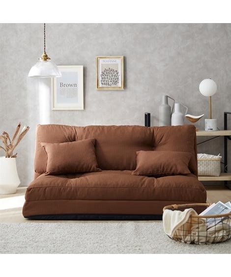 3WAYリクライニングソファー ソファーの写真