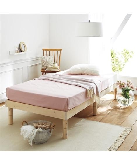 高さが3段階調節できるすのこベッド すのこベッド・畳ベッド...