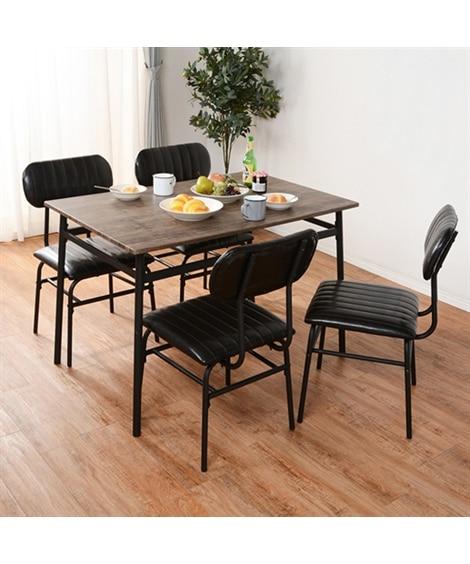 ヴィンテージ風のダイニングセット ダイニングテーブルセット, Tables(ニッセン、nissen)