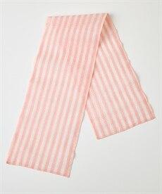 「<ニッセン> 天然綿のボディタオル(しっかりメッシュ編み) バス・洗面用品」