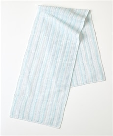 「<ニッセン> 綿あわだちボディタオル(ふんわり立体編み) バス・洗面用品」