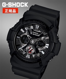 CASIO G-SHOCK GA-201-1AJF