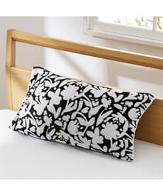 ボレリーBorely のびのびリバーシブル枕カバー(フラワー柄) 枕カバー・ピローパッドの商品画像