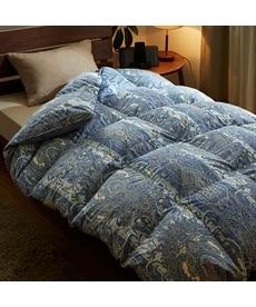 【昭和西川】抗菌防臭。防ダニ ダックダウン85%羽毛掛布団 掛け布団の商品画像
