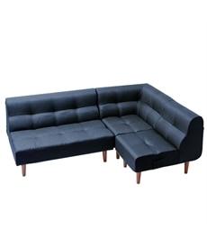 組み合わせが選べるリビングソファーシリーズ カウチ・コーナーソファー(ニッセン家具)の商品画像