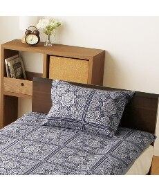 【日本製】綿100% イタリアヴィンテージ柄 枕カバー(チンツ) 枕カバー・ピローパッドの商品画像