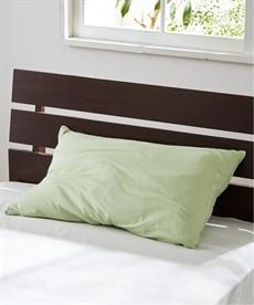 【オーガニックコットン100%】Tシャツのような肌触りの天竺ニット枕カバー(ファスナータイプ) 枕カバー・ピローパッドの商品画像